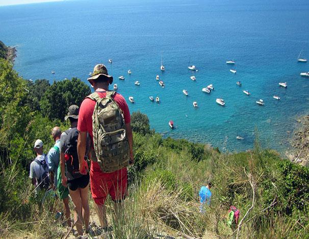 Trekking Cilento